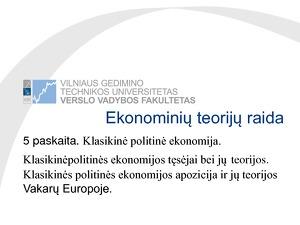pasaulio prekybos sistemos politinė ekonomija
