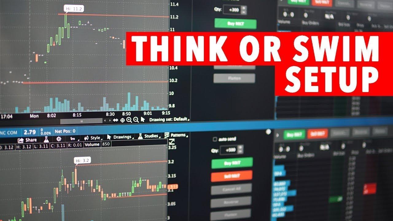 thinkorswim prekybos sistema dvejetainiai variantai lengva pinig