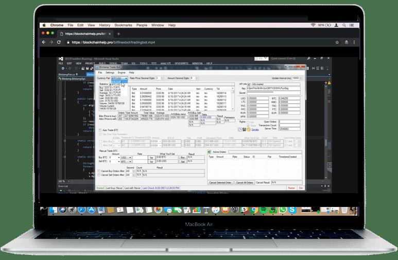 trading bot binance logiciel de trading d option binaire