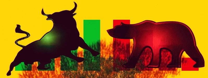 bulių ir meškų prekybos sistema prekyba bitkoinais namuose
