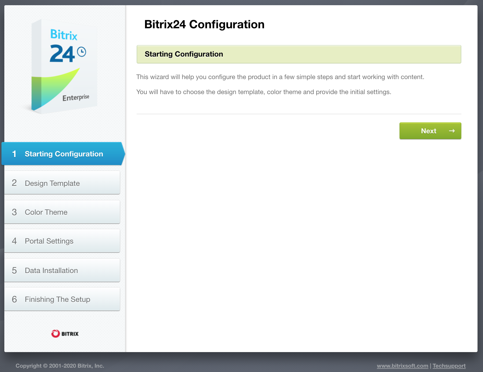 bitrix get settings