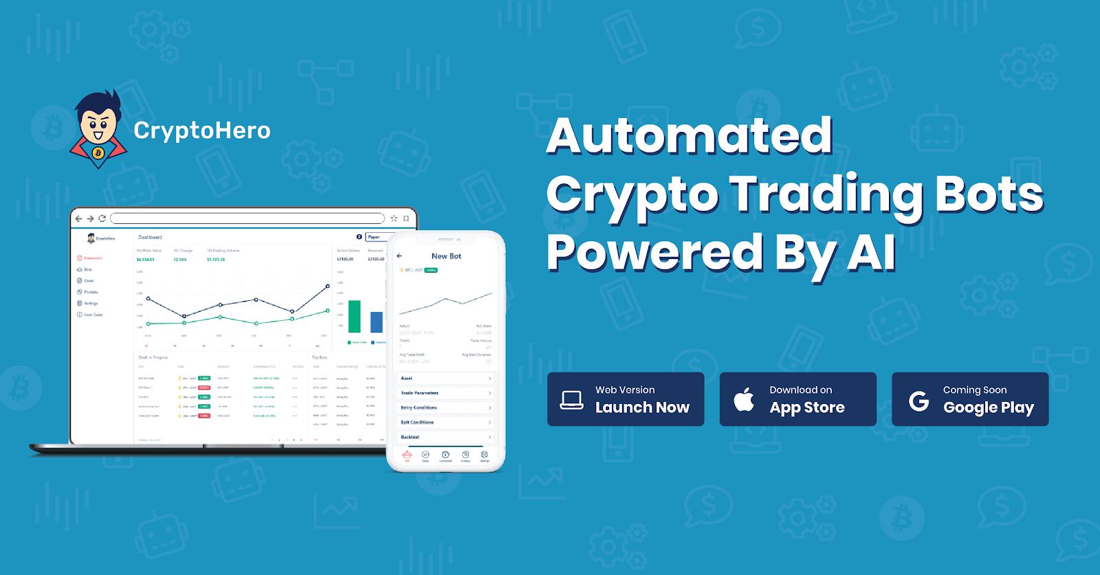 crypto trading bot free indeksuoti būsimą prekybos strategiją