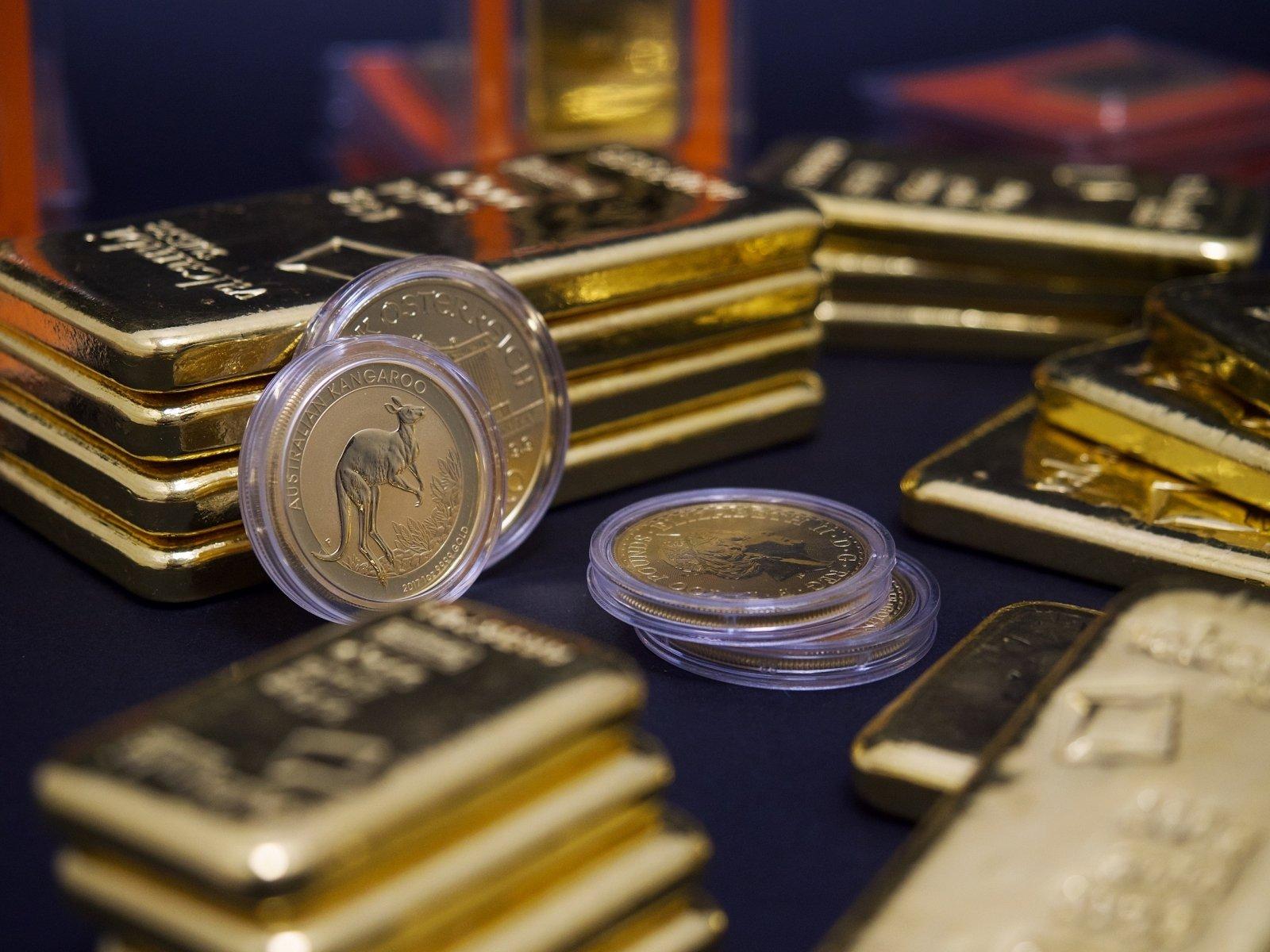 prekybos auksu galimybės