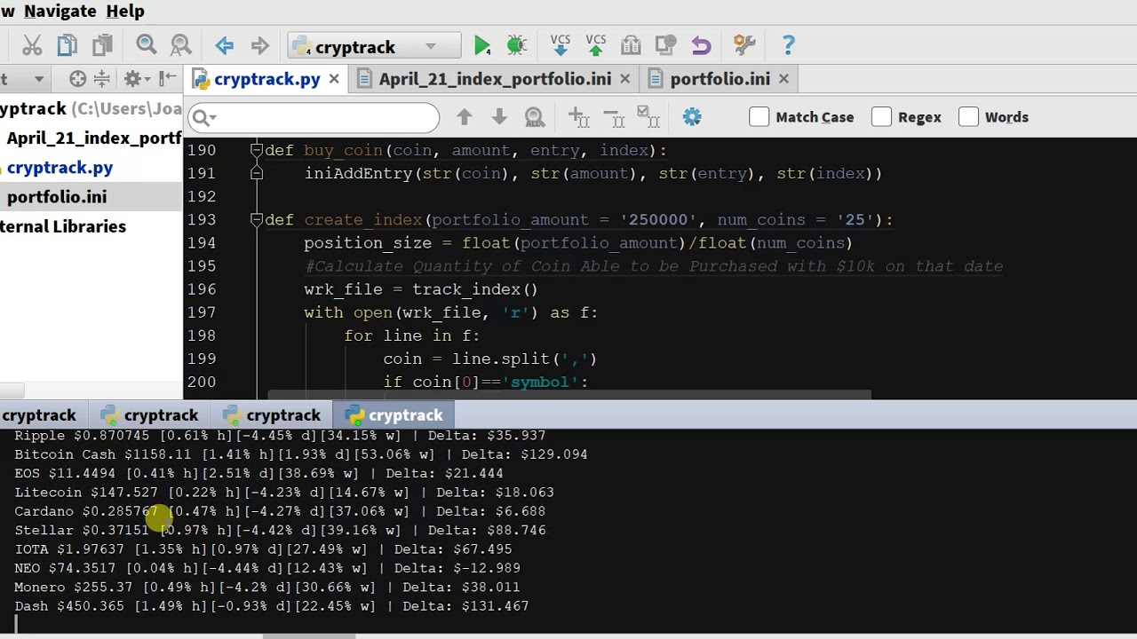 trading bot python binance kriptovaliuta investuoti 2021 m liepos mn