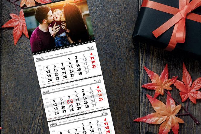 kalendoriaus prekybos galimybės