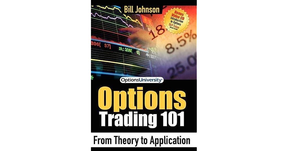 opciono prekyba 101 by bill johnson